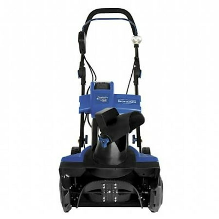 Snow Joe iON18SB-PRO Cordless Single Stage Snow Blower | 18-Inch | 5 Ah Battery |