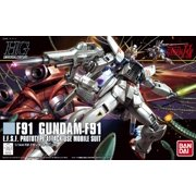 Bandai Hobby HGUC Gundam F91 HG 1/144 Model Kit