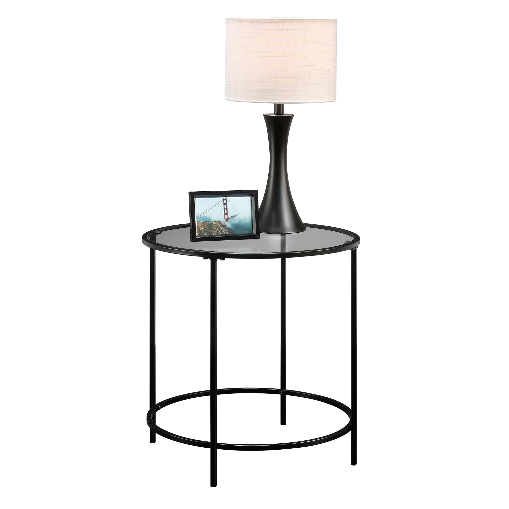 Better Homes & Gardens Nola Side Table, Multiple Finish by Sauder
