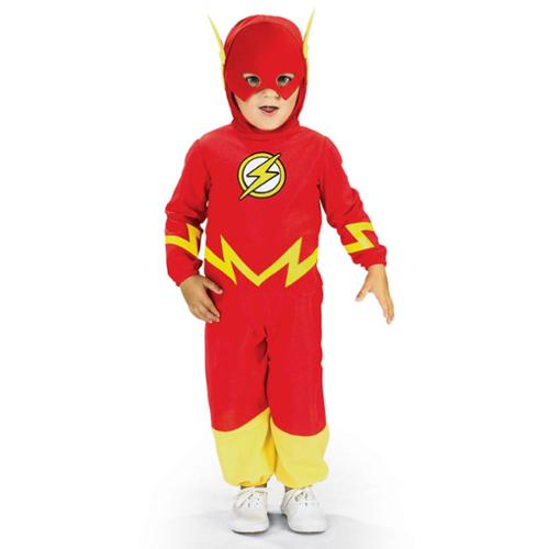 The Flash Toddler Costume