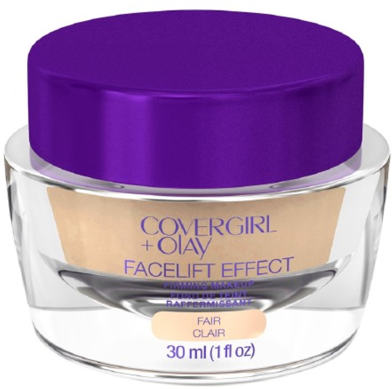 CoverGirl  & Olay FaceLift Effect Firming Makeup, Fair [310] 1 oz