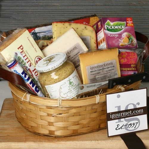 Dutch Classic Gift Basket