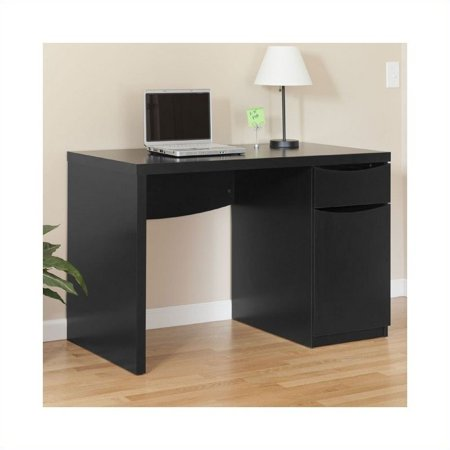 Scranton & Co Montrese Computer Desk in Classic Black - image 1 de 4