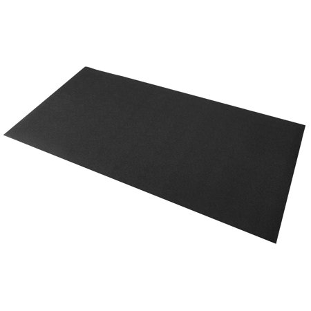 BalanceFrom High Density Treadmill Exercise Bike Equipment Mat, 2.5 Ft x 5 Ft