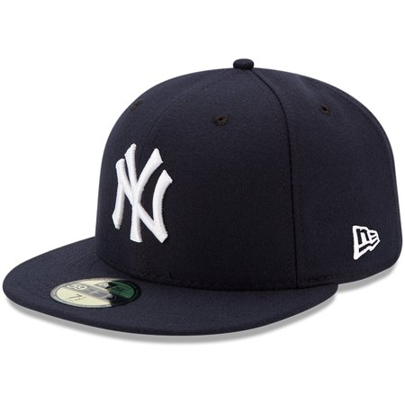 7f40f5ab864 New York Yankees New Era Youth Authentic Collection On-Field Game 59FIFTY  Fitted Hat - Navy - Walmart.com