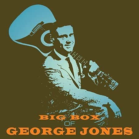 Big Box of George Jones (CD)