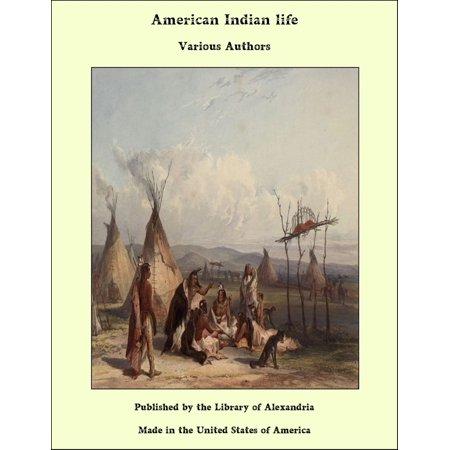 American Indian Life - eBook