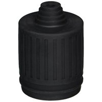 Hubbell HBL6017 Weatherproof Device Boot, Black