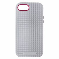 Ventev Dual Protective Case for iPhone 5/5s/SE - Pink/White/Green