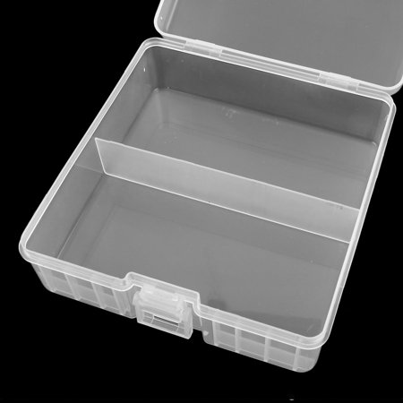 Hard Plastic Case Holder Storage Box Container for 100 x AA Battery - image 4 de 6