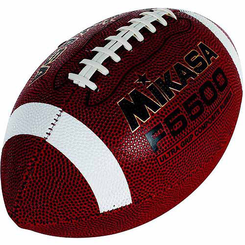Mikasa F5500 Rubber Composite Regulation Official Football by Mikasa Sports USA