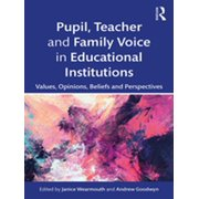 Pupil, Teacher and Family Voice in Educational Institutions - eBook