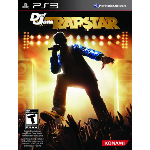 Def Jam Rapstar (PS3) - Pre-Owned
