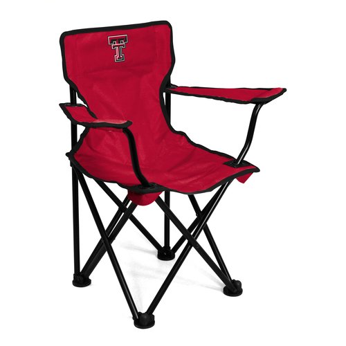 Logo Chair NCAA Texas Tech Toddler Chair