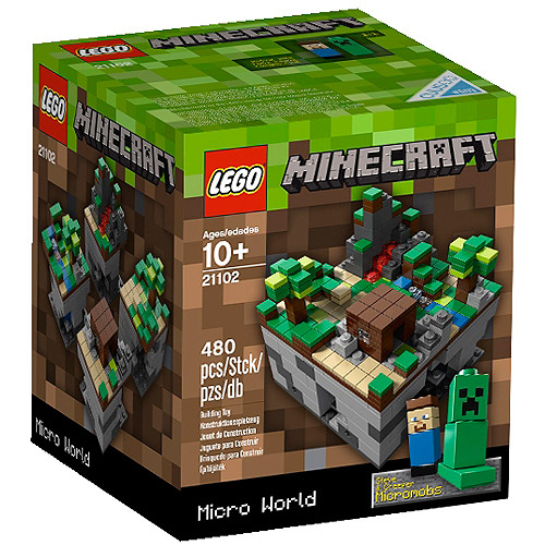 Lego Cuusoo Minecraft Building Set by LEGO Systems, Inc.