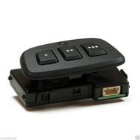 Gentex Homelink v5 Wireless Garage Door Opener Module 3 Bezels - Black Gray Tan
