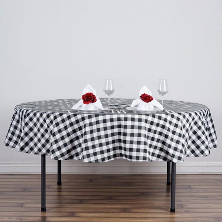 Perfect Picnic Inspired Black/White Checkered 70