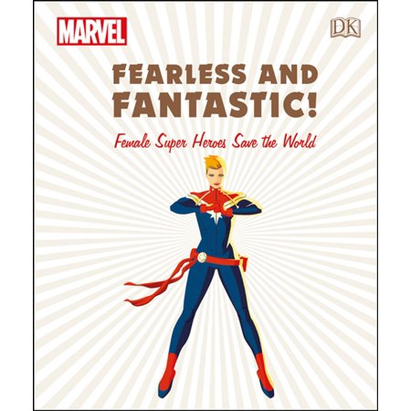 Marvel: Fearless and Fantastic! Female Super Heroes Save the World - eBook - Female Superheroes Names