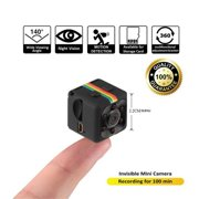 New HD 1080P 480P Micro Camera Wireless Mini Security Cameras Infrared Night Vision Camera Car Digital Video Recorder DVR Camcorders Motion Detection Surveillance Equipment