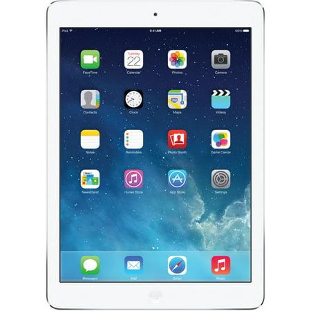 Apple iPad Air 5th Gen 9.7in 16GB Wi-Fi (White /Silver) - MD788LL/A (Refurbished)