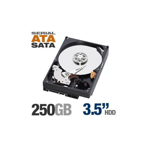 Wd Caviar Blue Wd2500aaks Hard Drive - 250gb - 7200rpm - Serial Ata/300 - Serial Ata - Internal (wd2500aaks)