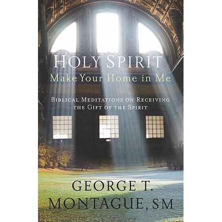 Holy Spirit, Make Your Home in Me: Biblical Meditations on Receiving the Gift of the Spirit - (Catholic Church Gifts Of The Holy Spirit)