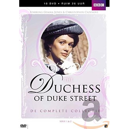 The Duchess of Duke Street (Series 1 & 2) - 10-DVD Box Set ( The Duchess of Duke Street (Complete Collection) - Series One and Two ) [ NON-USA FORMAT, PAL, Reg.2 Import - Netherlands ]