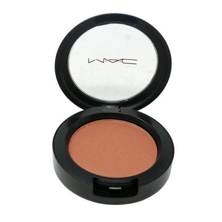 Mac Sheertone Shimmer Blush Sunbasque 0.21oz/6ml New In Box