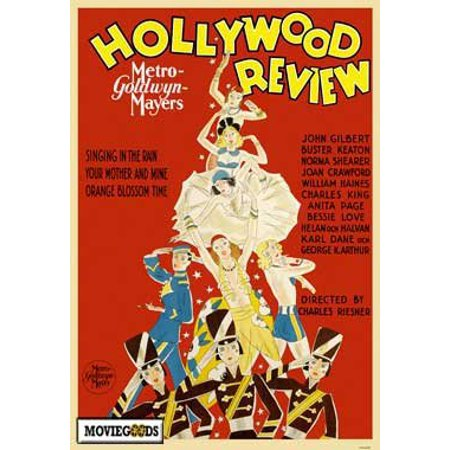 The Hollywood Review POSTER Movie (27x40)
