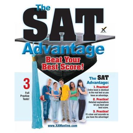 The SAT Advantage: Beat Your Best Score