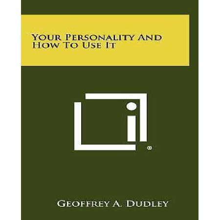 Your Personality and How to Use It - image 1 de 1