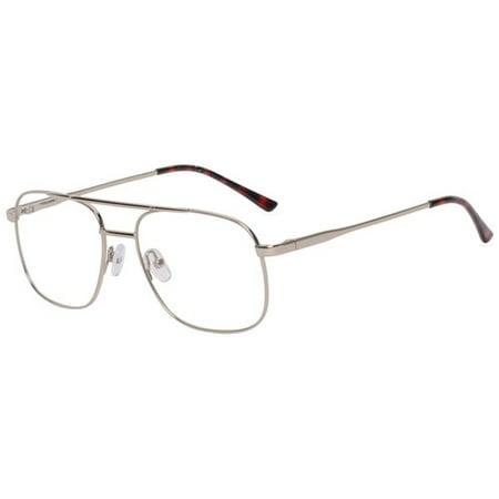 Generic Mens Prescription Glasses, WMSM109 Shiny Gold ...
