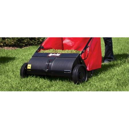 26 in. Push Lawn Sweeper