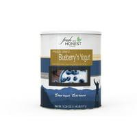 Fresh and Honest Foods Freeze Dried Blueberry'n Yogurt 18.24 OZ #10 Can