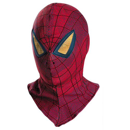 Spider-Man Movie Mask Adult Halloween Accessory