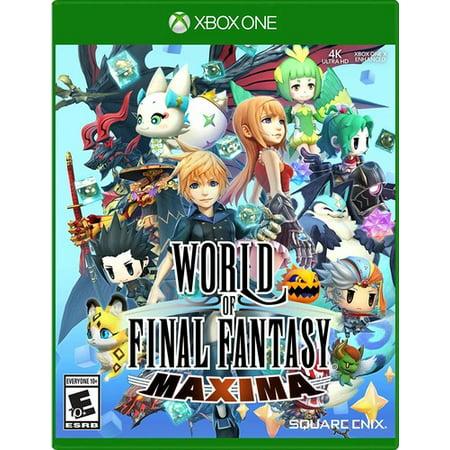 World of Final Fantasy Maxima (Final Fantasy 1x)