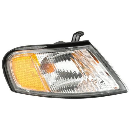 Fits 98-99 Nissan Altima Passenger Side Parking Signal Light ()