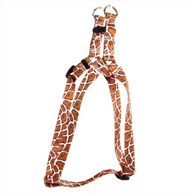 Yellow Dog Design Giraffe Step-In Harness - Small