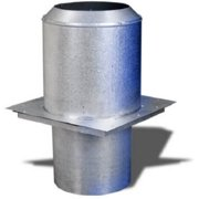 """Metalbest 10S-AIS Stainless Steel Sure-Temp 10"""" Class A Chimney Pipe Attic Insulation"""