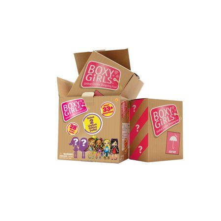 Boxy Girls Jumbo Crate