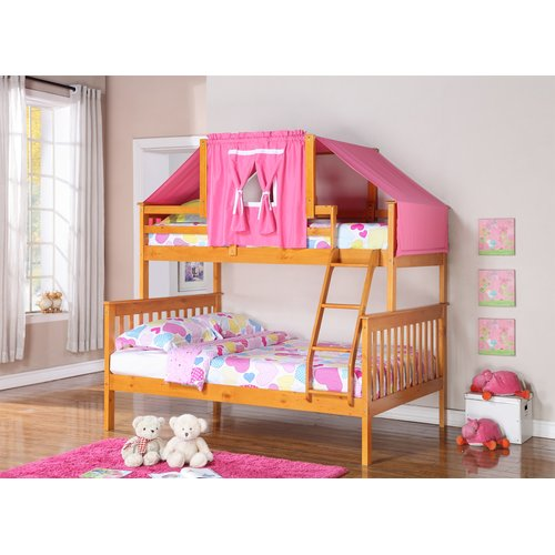 Donco Kids Donco Kids Twin over Full Bunk Bed