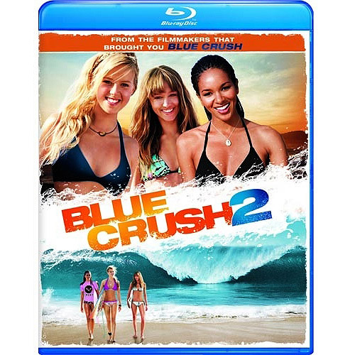 Blue Crush 2 (Blu-ray + Standard DVD) (Widescreen)