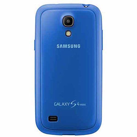 samsung galaxy s4 mini case protective cover light blue. Black Bedroom Furniture Sets. Home Design Ideas