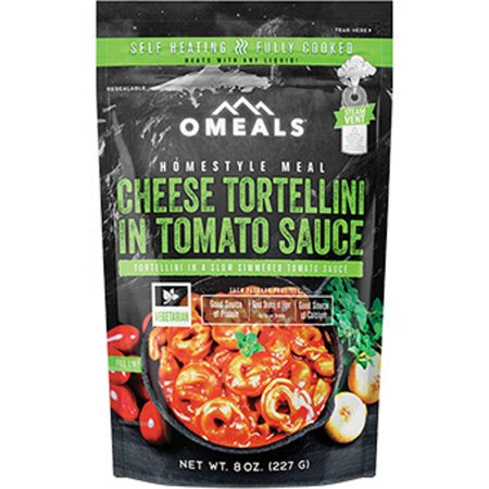OMEALS: OMEALS CHEESE TORTELLINI: 200682