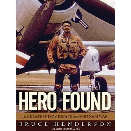 Hero Found : The Greatest POW Escape of the Vietnam War](Escape Halloween Party Vietnam)
