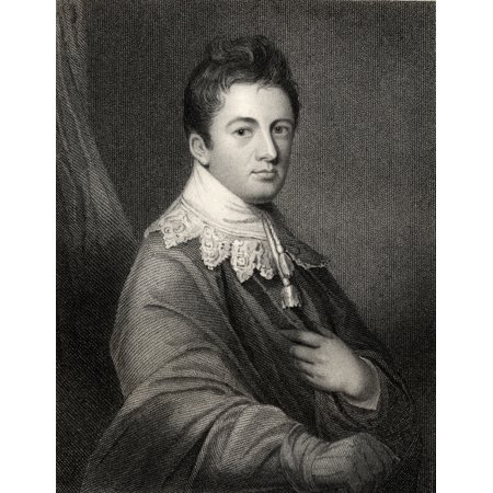 James Wandesford Butler 1Stmarquis Of Ormonde 1777 1838 Engraved By Parker After Comerford From The Book National Portrait Gallery Volume I Published 1830 Canvas Art   Ken Welsh  Design Pics  26 X 34