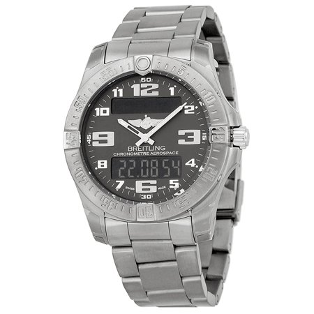 Breitling Aerospace Evo Grey Dial Watch E7936310-F562TI