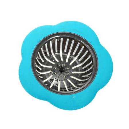 Kitchen Water Sink Strainer Cover Floor Drain Plug Bath Catcher Drain (Kohler Iron Works Bath Drain)