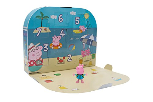Peppa Pig Preschool Toy, Vacation Countdown by Jazwares