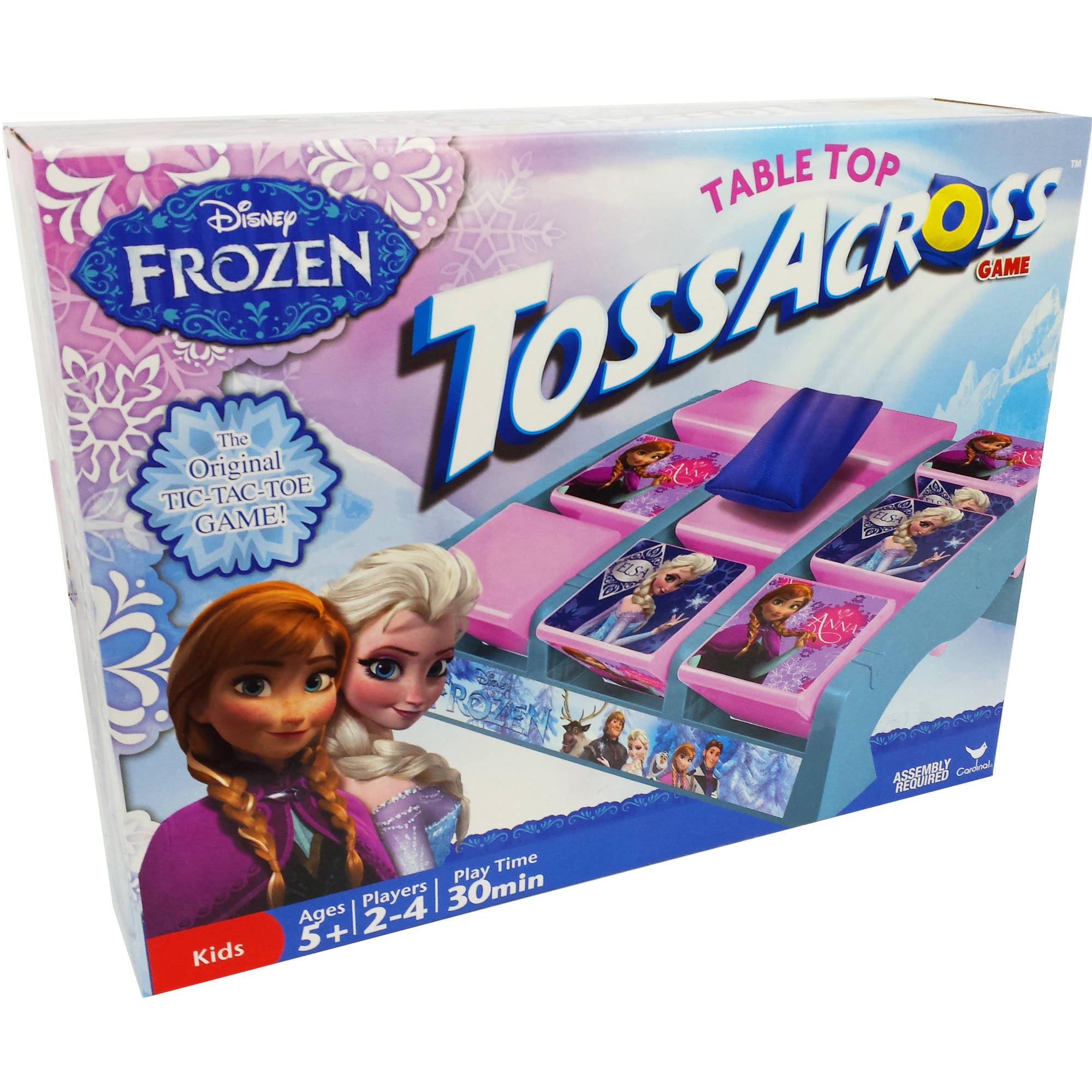 Disney Frozen Table Top Toss Across Game